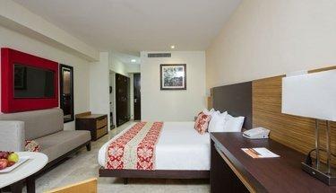 Krystal club room Krystal Cancún Hotel Cancún