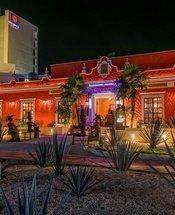 Hacienda El Mortero Restaurant Krystal Cancún Hotel Cancún