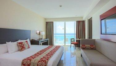 Habitación Krystal club king Krystal Cancún Hotel Cancún