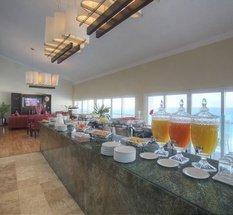 Krystal club lounge Krystal Cancún Hotel Cancún