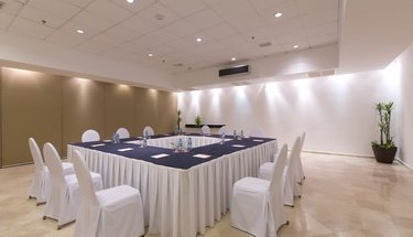 Meeting room Krystal Cancún Hotel Cancún